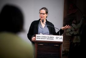 Fotófilmek: Állóképek mozgásban konferencia (fotó: Ivándi-Szabó Balázs)