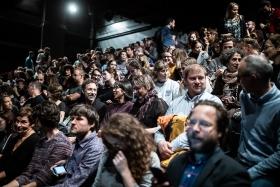It's a full house! / Photo: Zoltán Adrián
