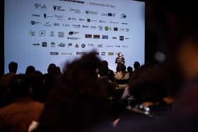 Heartfelt thanks to all of our partners and supporters! / Photo: Zoltán Adrián