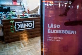 Kino Cinema / Photo: Balázs Ivándi-Szabó