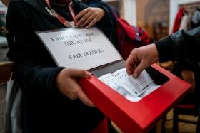 Voting for the Audience Award / Photo: Balázs Ivándi-Szabó