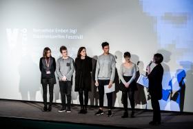 The Student Jury / Photo: Zoltán Adrián