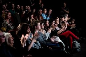 The audience at the Award Ceremony / Photo: Zoltán Adrián