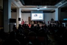 International Symposium: Spectrum of Communism (photo: Adrián Zoltán)