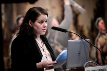 International Symposium: Spectrum of Communism (photo: Ivándi-Szabó Balázs)