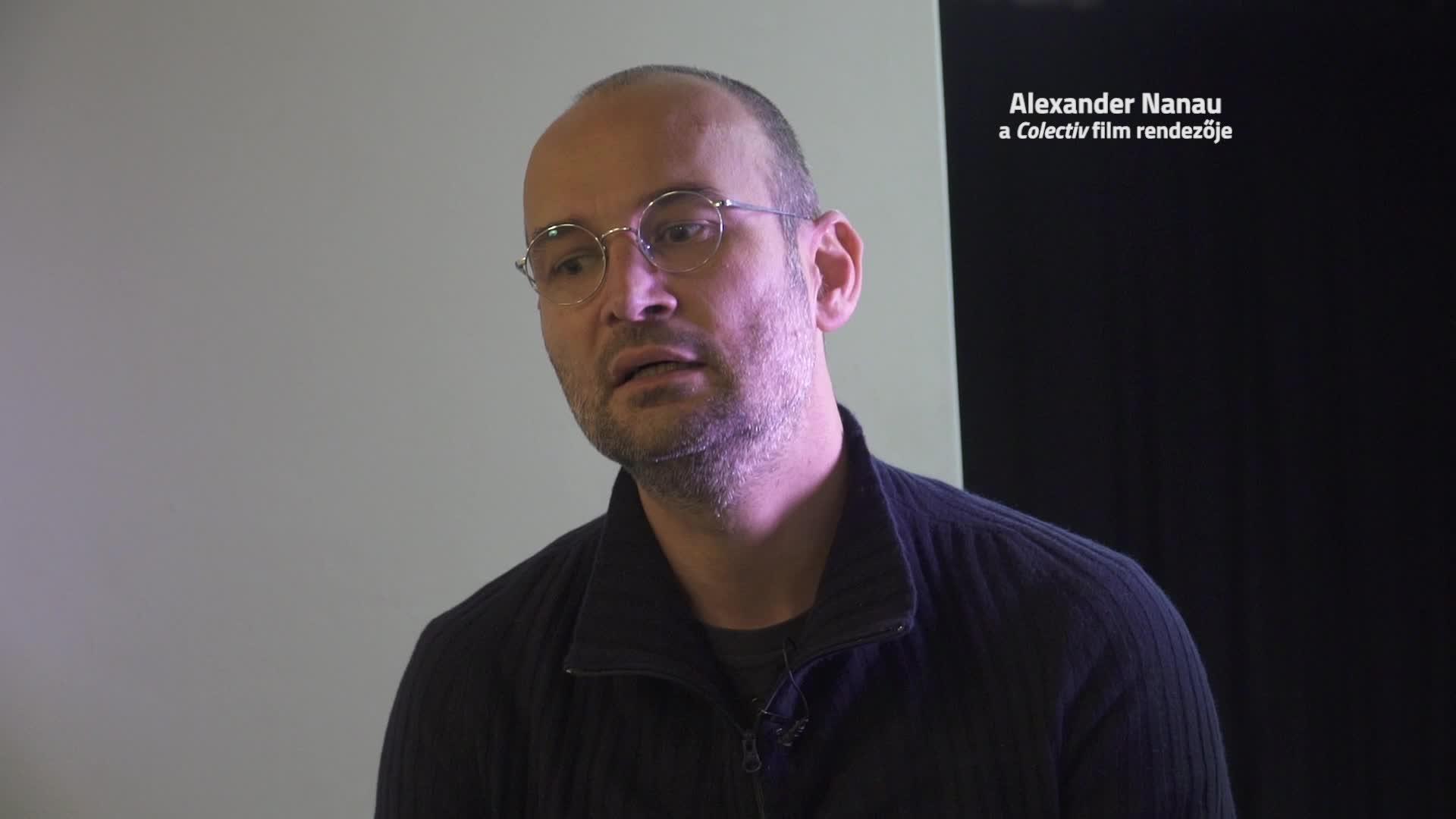 Alexander Nanau Interview